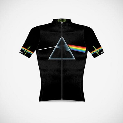 Pink Floyd Dark Side Helix Men's Cycling Jersey