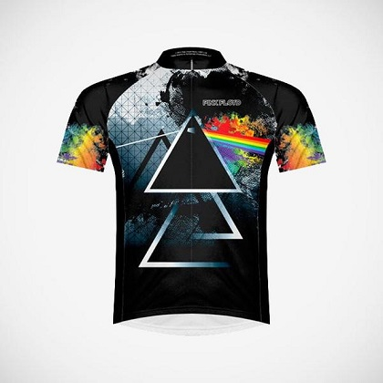 Pink Floyd Triad Men's Cycling Jersey