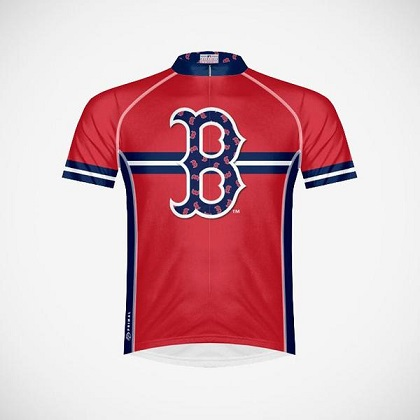 Boston Red Sox Vintage Cycling Jersey