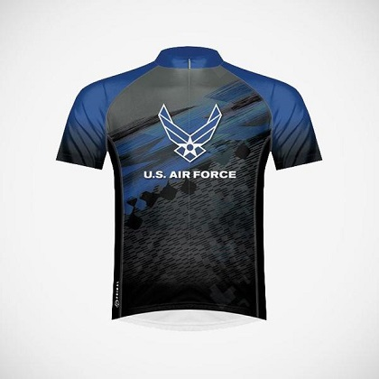 US Air Force Flight Men's Cycling Jersey