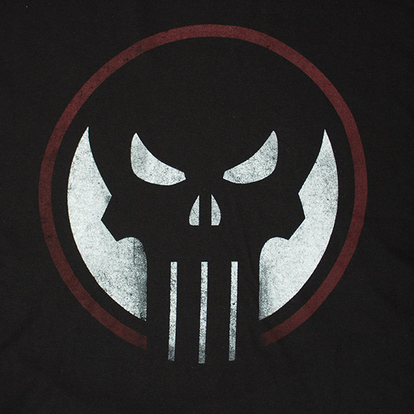 The Punisher Dead Sight Logo Tee Shirt | TeesForAll.com