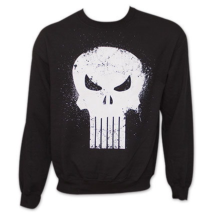 The Punisher Crew Neck Sweatshirt