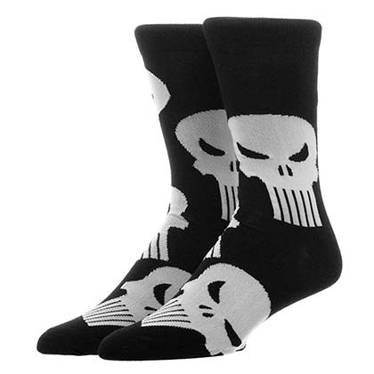 Punisher Men's Crew Socks