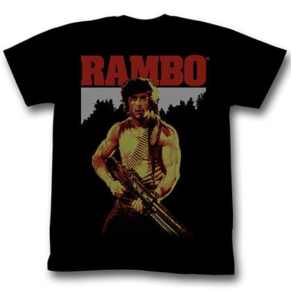 Rambo Real Rambo T-Shirt