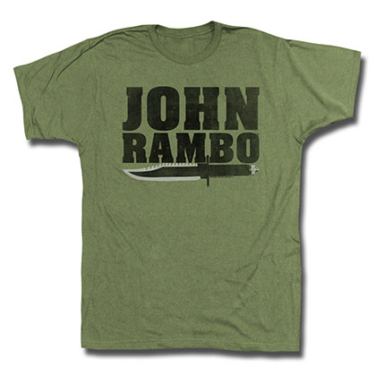 Rambo Jonbo T-Shirt