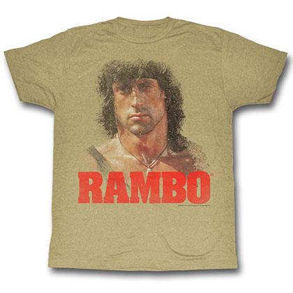 Rambo Grunge Rambo T-Shirt
