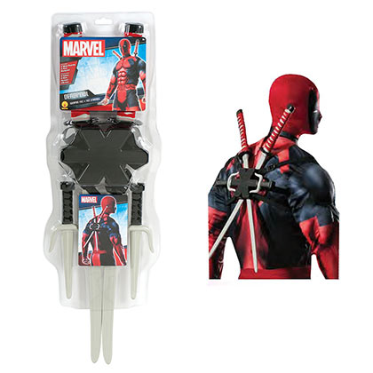 Deadpool Superhero Weapon Kit
