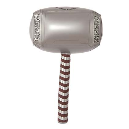 Thor Inflatable Hammer Costume Accessory