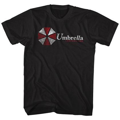 Resident Evil Umbrella Corp Tshirt