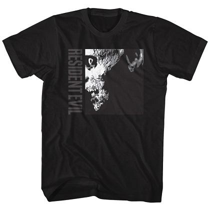 Resident Evil Zombie Tshirt