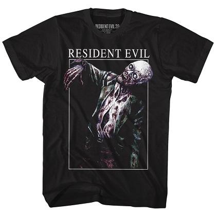 Resident Evil Walking Dead Tshirt