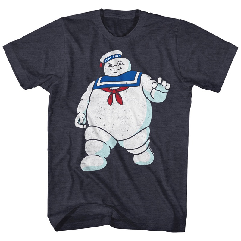 Ghostbusters Stay Puft Tshirt