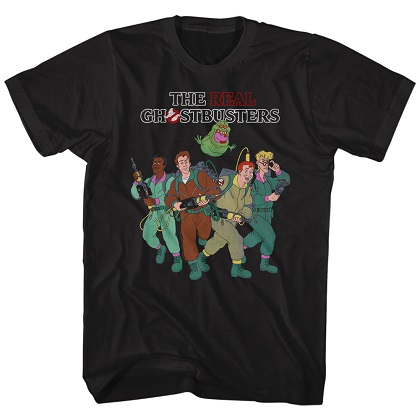 Ghostbusters The Squad Tshirt