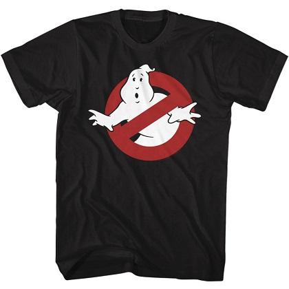 Ghostbusters Classic Logo Tshirt