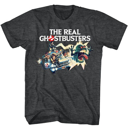 Ghostbusters Car Chase Tshirt