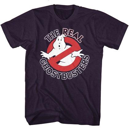 Ghostbusters Real Logo Tshirt