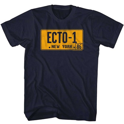 Ghostbusters Ecto 1 Tshirt