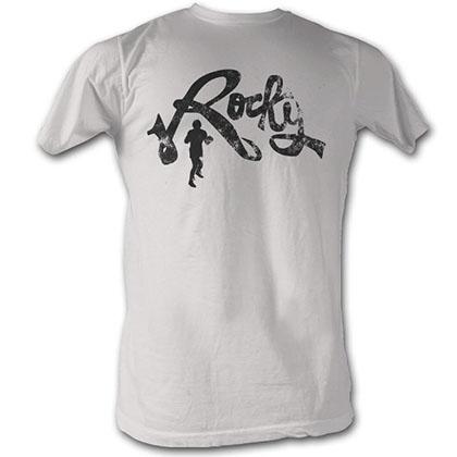 Rocky Rocky Cursive T-Shirt