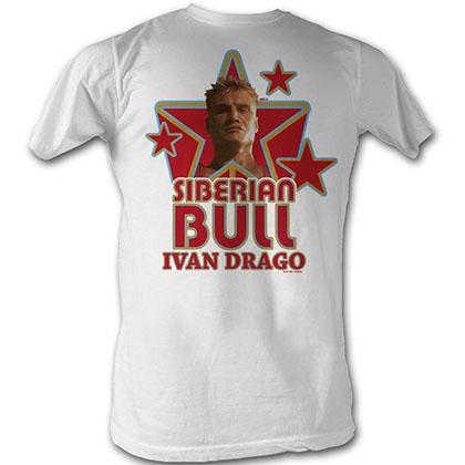 Rocky Siberian Bull T-Shirt