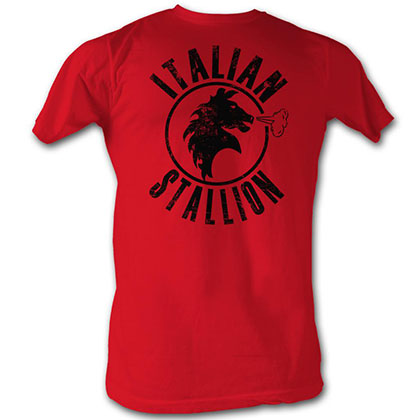 Rocky Red Stallion T-Shirt