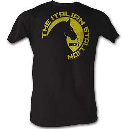 Rocky Wild Stallions T-Shirt