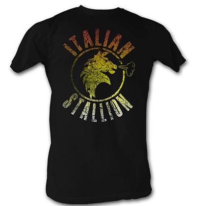 Rocky Stallion Fade T-Shirt