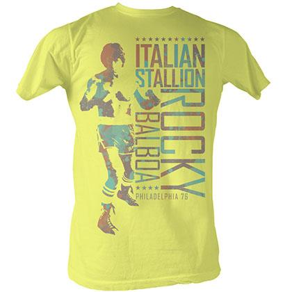 Rocky Italy Man T-Shirt