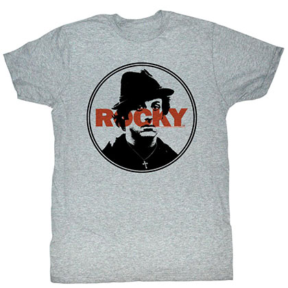 Rocky Stamped T-Shirt