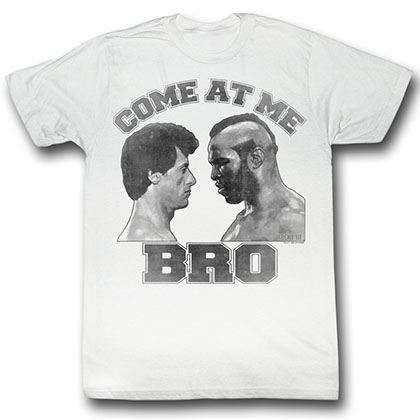 Rocky Come At Me T-Shirt