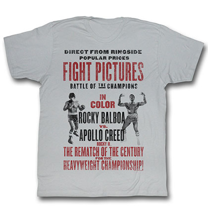 Rocky Rematch T-Shirt