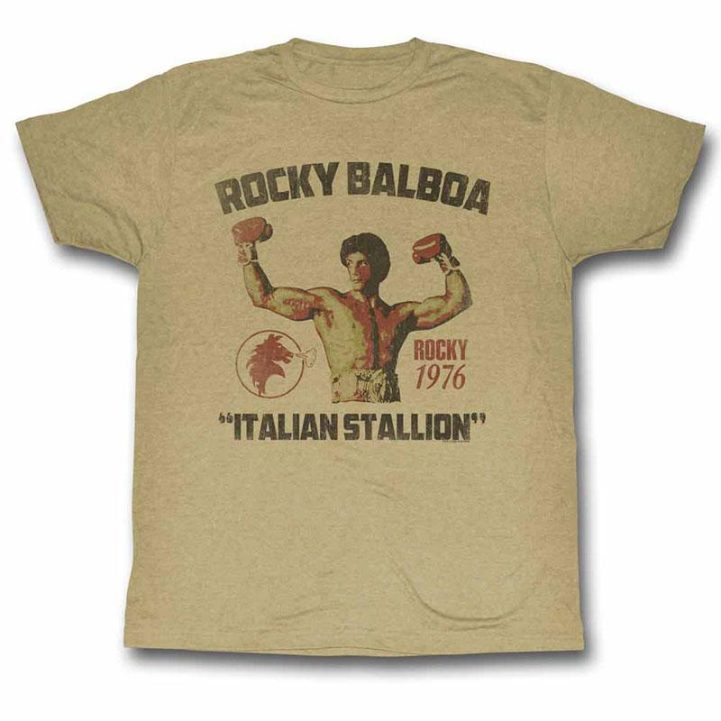 Rocky Stallion Beige TShirt