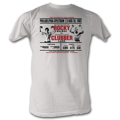 Rocky Rocky Vs. Clubber T-Shirt