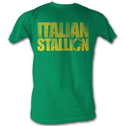 Rocky Italian Green T-Shirt