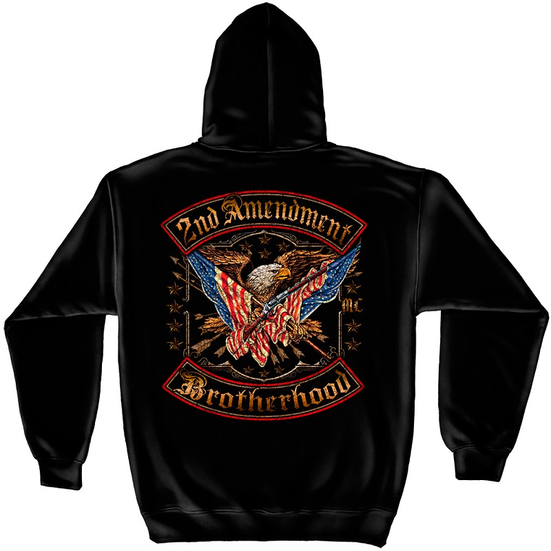 Patriotic 2nd Amendment Hoodie