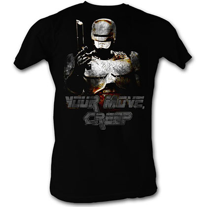 Robocop Your Move T-Shirt