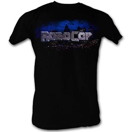 Robocop Cityscape T-Shirt