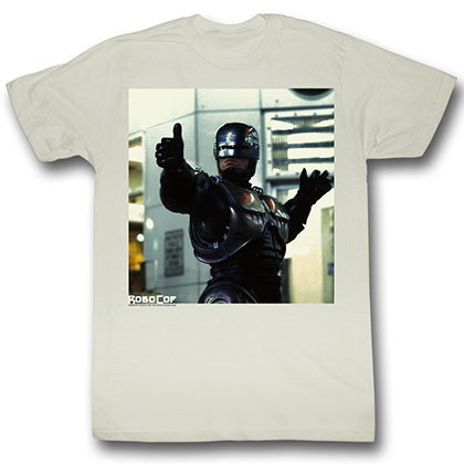 Robocop Thumbs And Ammo T-Shirt