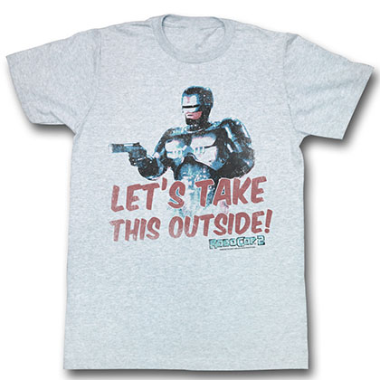 Robocop Outside T-Shirt