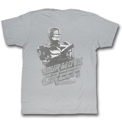 Robocop Make A Move T-Shirt