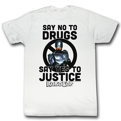 Robocop Dare T-Shirt