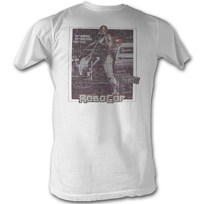 Robocop French Movie Poster T-Shirt