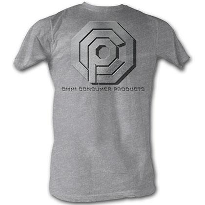 Robocop Ocp Logo T-Shirt