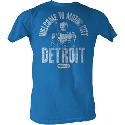 Robocop Welcome T-Shirt