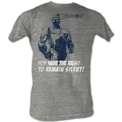 Robocop Silence T-Shirt