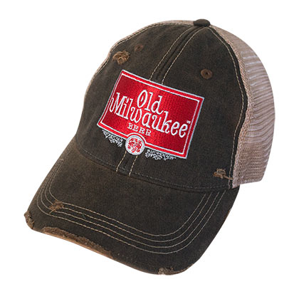 Old Milwaukee Vintage Mesh Hat