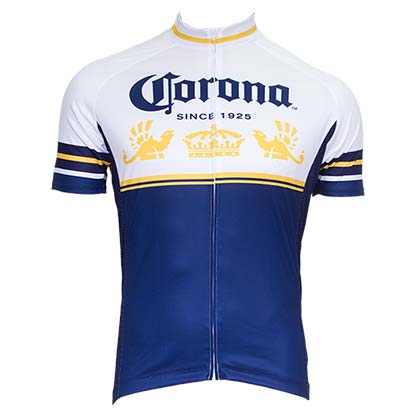 Corona Classic Men's Short Sleeve Cycling Jersey