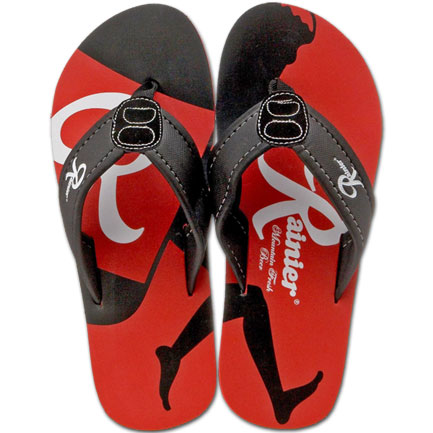 Rainier Beer Mens Sandals
