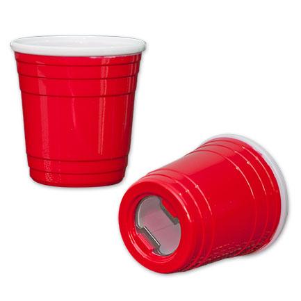 red solo cup plastic bottle opener. Black Bedroom Furniture Sets. Home Design Ideas