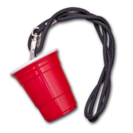 magnetic red solo cup lanyard bottle opener. Black Bedroom Furniture Sets. Home Design Ideas