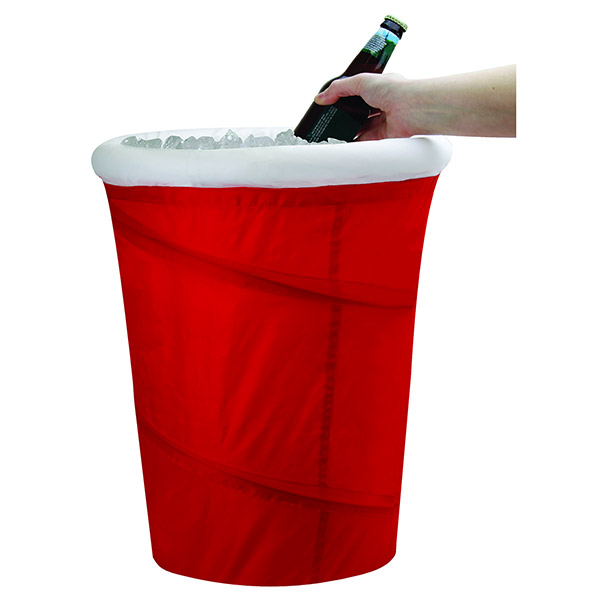 Red Solo Cup Pop Up Beer Cooler